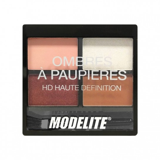 OMBRE A PAUPIERES HD HAUTE DEFINITION 4 COULEURS