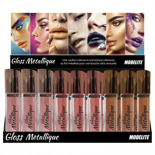 GLOSS METALLIQUE