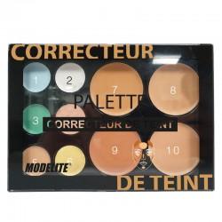 PALETTE CORRECTEUR DE TEINT
