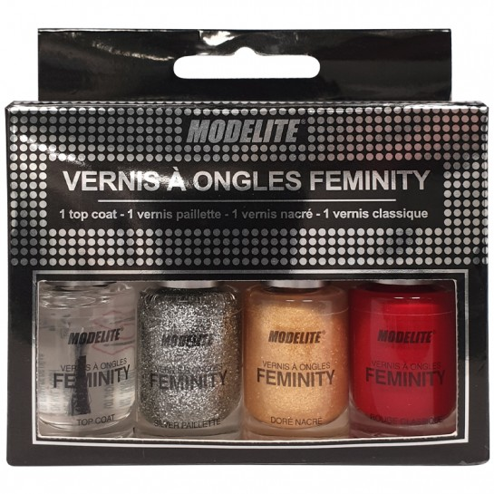 VERNIS A ONGLES FEMINITY
