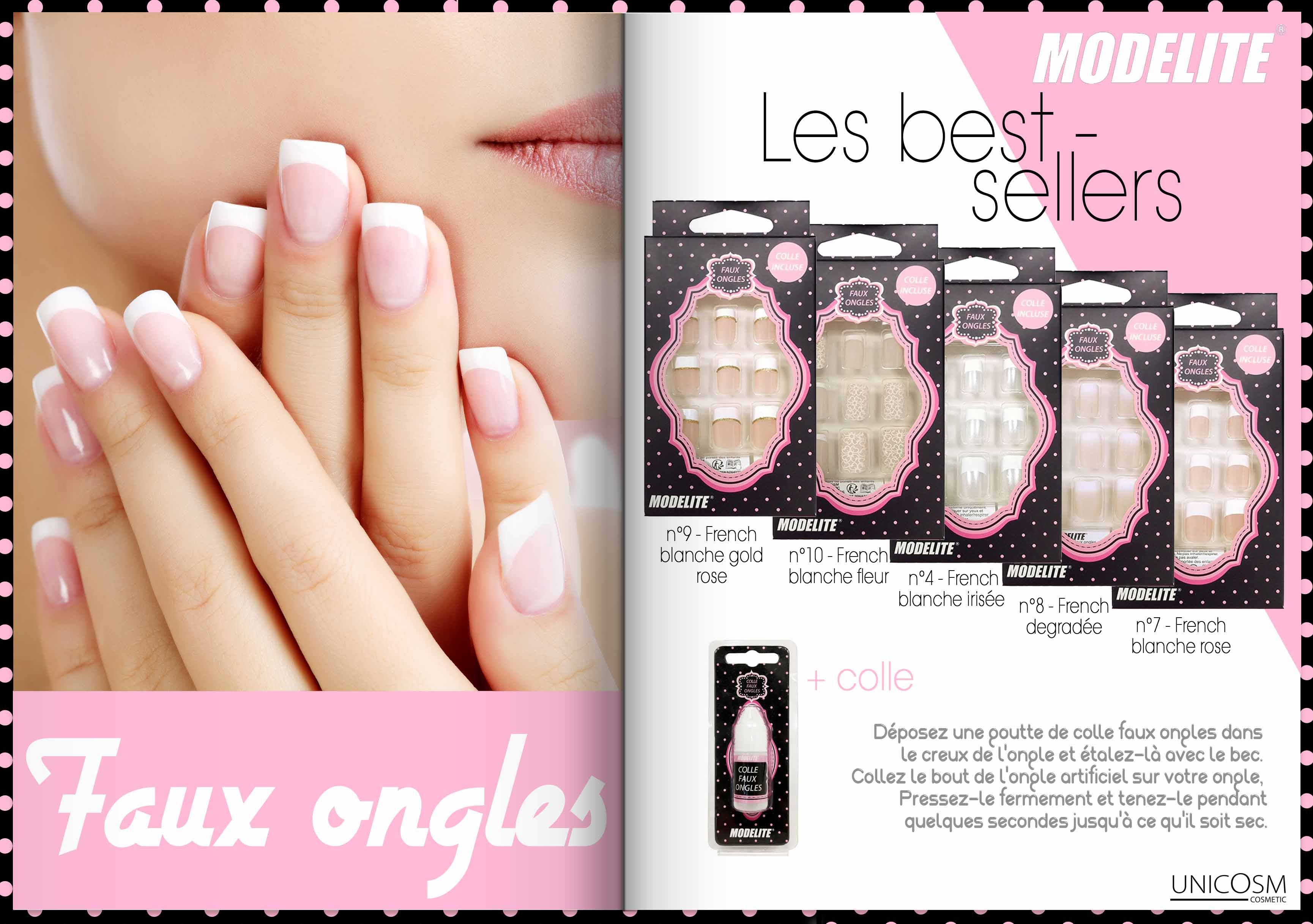 Best sellers faux ongles MODELITE