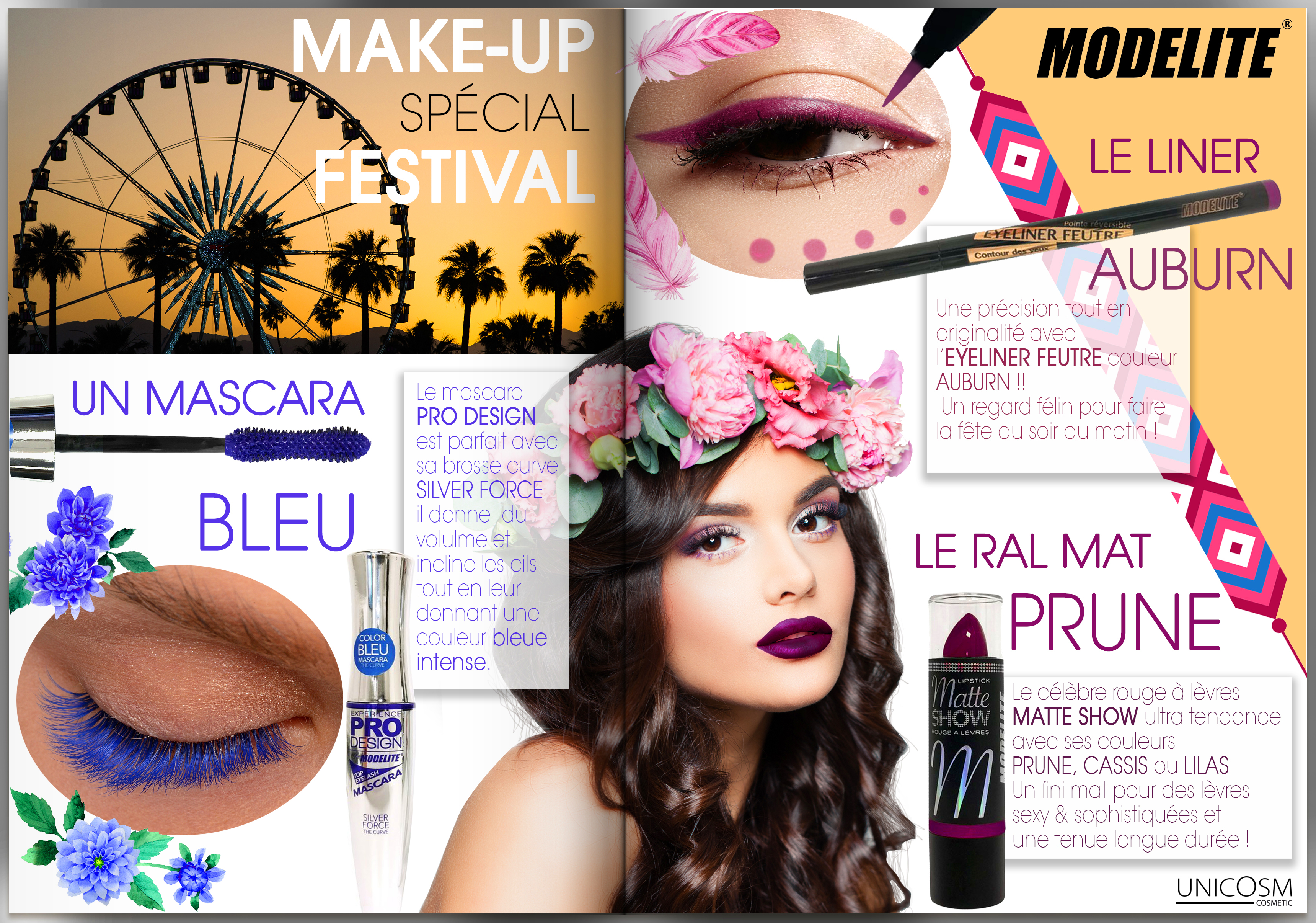 Maquillage festival